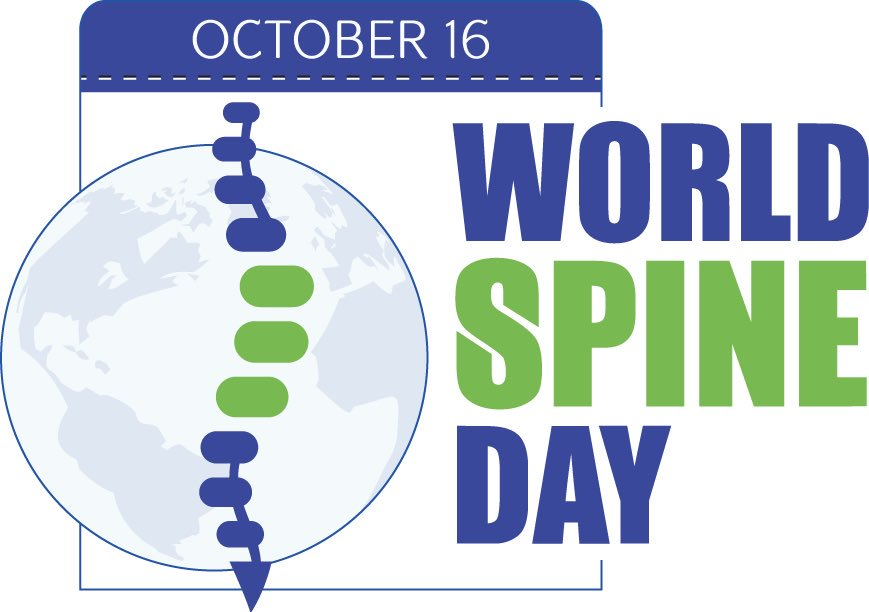 World Spine Day 16th October